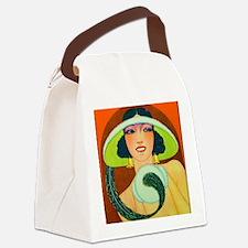 D2-126 Canvas Lunch Bag