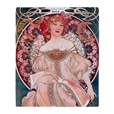 FCHAMPENOIS,IMPRIMEUR-EDITEUR,1897 Throw Blanket