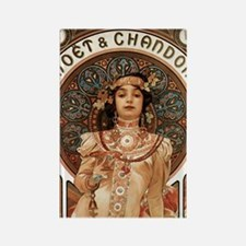 MOET_AND_CHANDON_CREMANT_IMPERIAL Rectangle Magnet