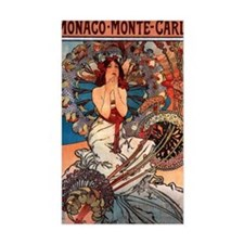 MONACO MONTE CARLO,1897 Decal