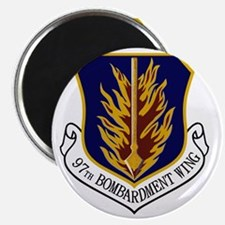 2-97th Bomb Wing Magnet