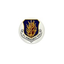 2-97th Bomb Wing Mini Button