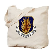 2-97th Bomb Wing Tote Bag