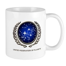 STAR TREK UFP Insignia Mug