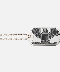 USAF-Col-Silver-Lighter Dog Tags