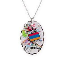 flowerArmenia1 Necklace