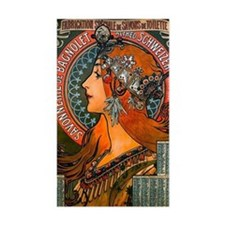 SAVONNERIE DE BAGNOLET, 1897 Decal