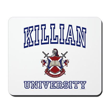 KILLIAN University Mousepad