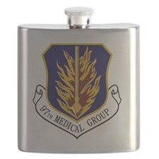 97th Medical Group Flask