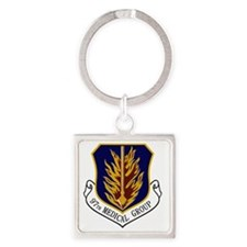 97th Medical Group Square Keychain