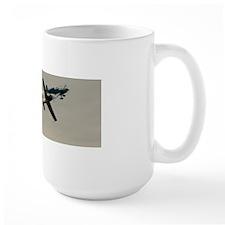 crazy flying Mug