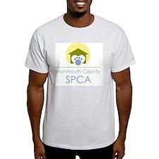 THE Monmouth County SPCA LOGO T-Shirt