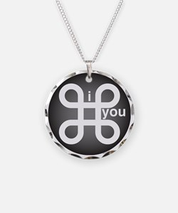 i Command you Necklace
