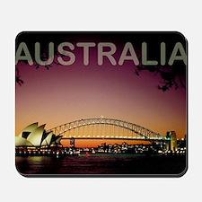australia14 Mousepad