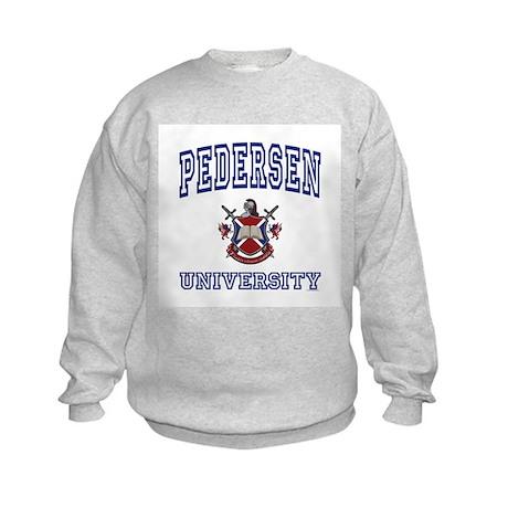 PEDERSEN University Kids Sweatshirt