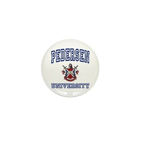 PEDERSEN University Mini Button (10 pack)