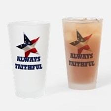 alwaysfaithful23 Drinking Glass
