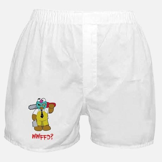 WWFFD Boxer Shorts