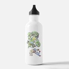 trains Water Bottle