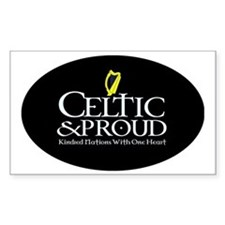 CelticProud_Eire5x3oval_sticke Decal