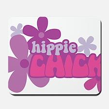 Hippie Chick Mousepad