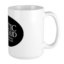 CelticProud_5x3oval_sticker Mug