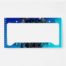 Black Eagle_Dreamcatcher-Yard License Plate Holder