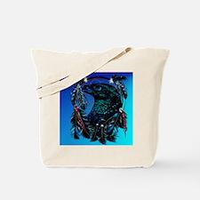 Black Eagle_Dreamcatcher_mpad Tote Bag