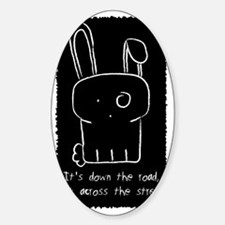 Down the Road Decal