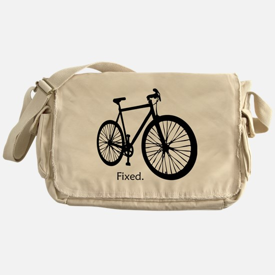 fixieshirt Messenger Bag