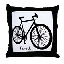 fixieshirt Throw Pillow