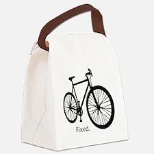 fixieshirt Canvas Lunch Bag