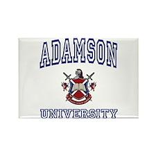 ADAMSON University Rectangle Magnet