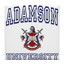 ADAMSON University Tile Coaster