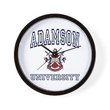 ADAMSON University Wall Clock