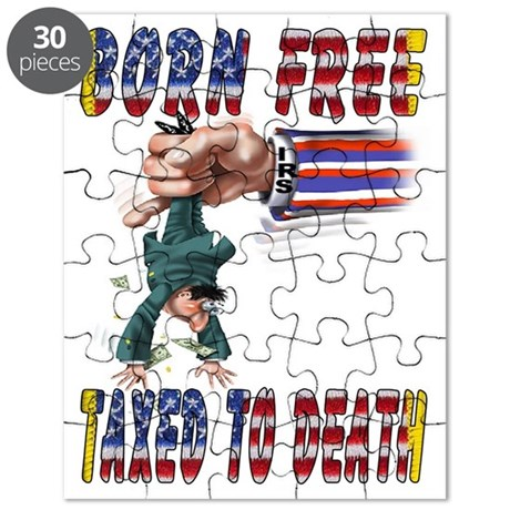 BORN FREE Puzzle