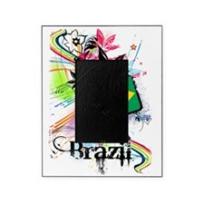 flowerBrazil1 Picture Frame