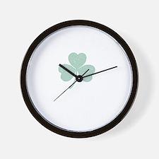 boston-massachusetts-irish Wall Clock