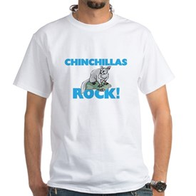 Chinchillas rock! T-Shirt