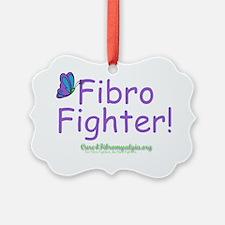 fighter Ornament