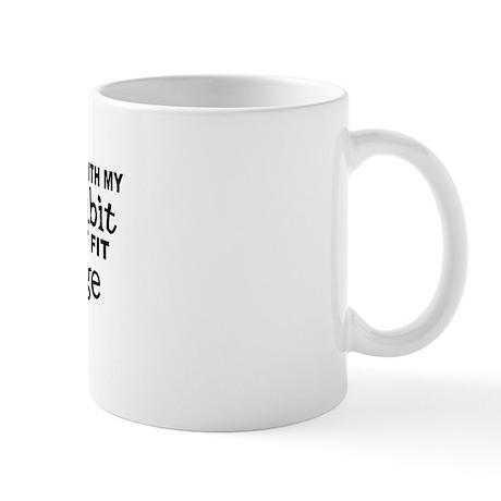 SHE DIDN'T HAVE A PROBLEM Mug