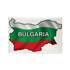 bulgaria2 Rectangle Magnet