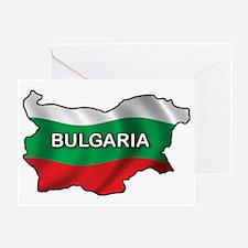 bulgaria2 Greeting Card