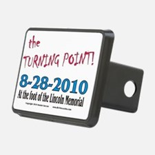 the TURNING POINT Hitch Cover