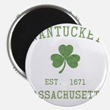 nantucket-massachusetts-irish Magnet