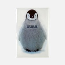 Baby Gucci Penguin BURR Rectangle Magnet