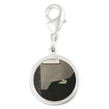Whistlers Mother Silver Round Charm