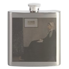 Whistlers Mother Flask