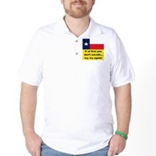2-IF AT FIRST YOU DONT SECEDE.. T-Shirt