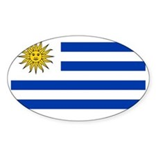 Flag_of_Uruguay  2222222 Decal